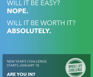 Whole Life Challenge – Come Join Our Trumbull Team
